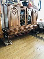 Стенка- сервант шкаф «Лейпциг»