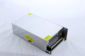 Адаптер 12V 50A METAL