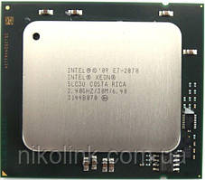 Процессор Intel Xeon E7-2870 2.40GHz/30Mb/6.4 GT/s, s1567 (AT80615007266AA), Tray, б/у