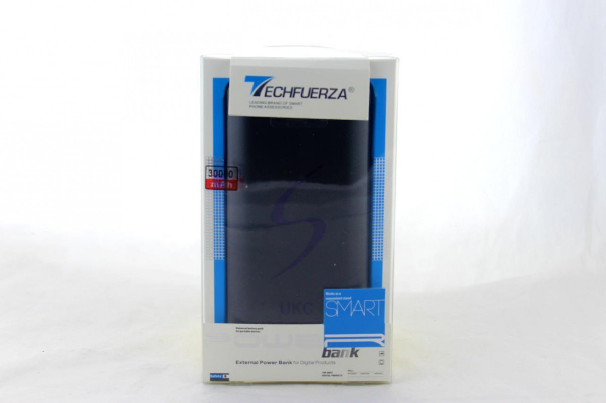 Моб. Зарядка POWER BANK+LCD 30000mah UKC (реальная емкость 9600)