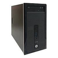 Системный блок, компьютер, Intel Core i3 4130, 4 ядра по 3,8 ГГц, 4 Гб ОЗУ DDR-3, HDD 160 Гб