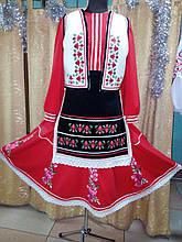 Національний молдавський костюм