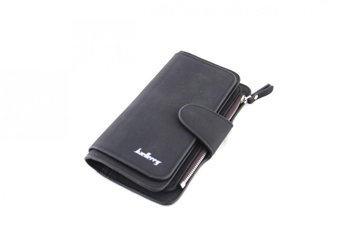 Кошелек, портмоне Baellerry N2345 (Черный) (Арт:5346-6858)
