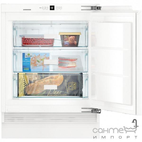 Холодильники и морозильные камеры Liebherr Встраиваемая под столешницу морозильная камера Liebherr SUIG 1514