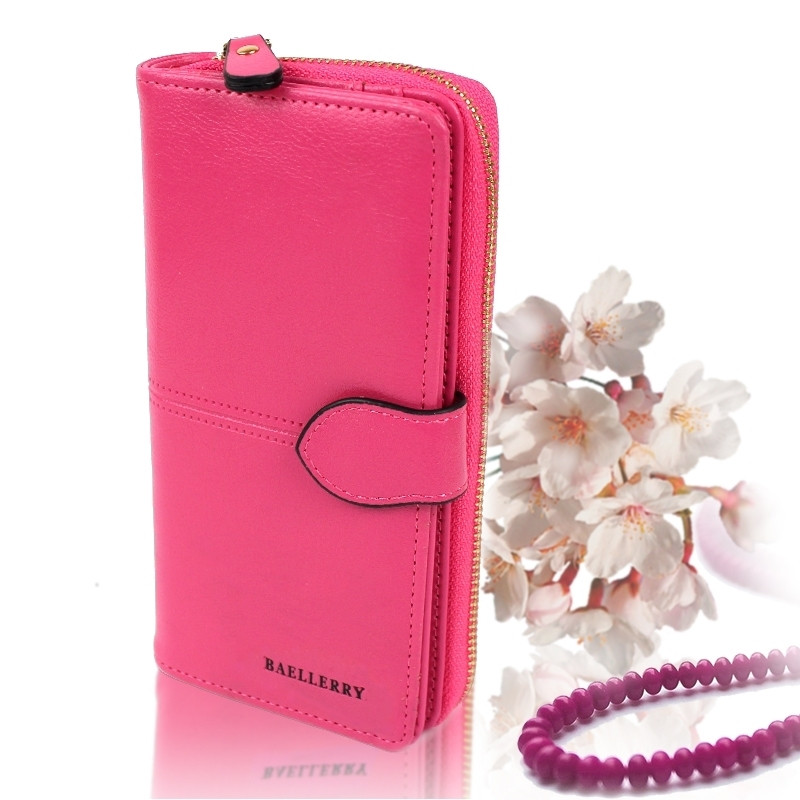 Гаманець жіночий Baellerry N3846 Pink 139283