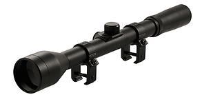 Оптический прицел 4X28 - Tasco прицельная сетка дуплекс + Крепление кольца в подарок