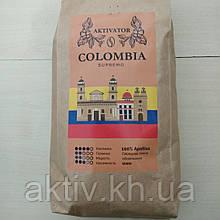 Кофе в зернах колумбия супремо 1 кг