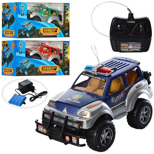 Машинка-джип QX332 Вихрь