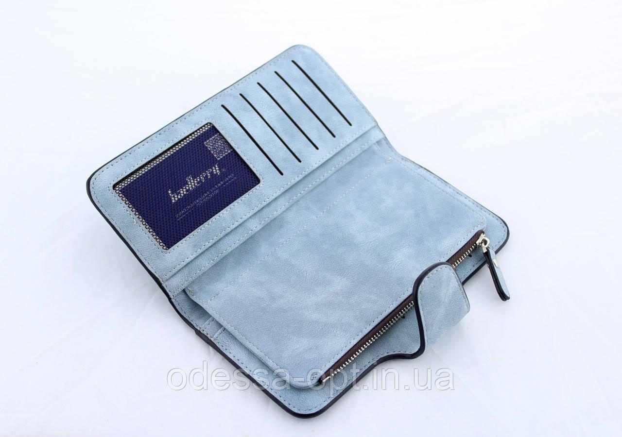 Кошелек, портмоне Baellerry N2345 (Синий джинс) (Арт: 4747-6856)