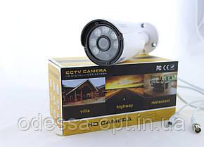 Камера CAMERA CAD 115 AHD 4mp\3.6mm (50)  в уп. 50шт, фото 2