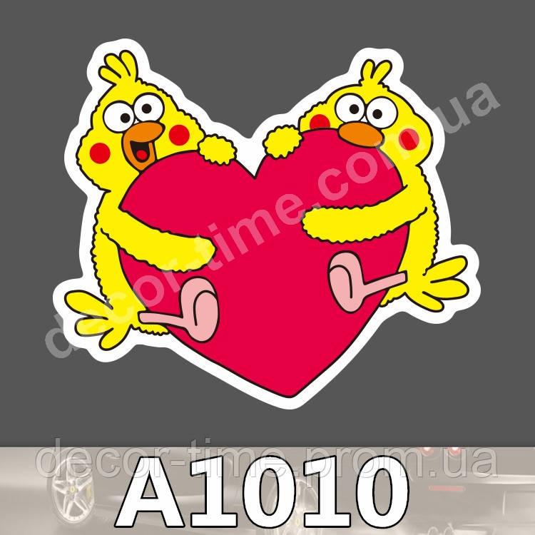 "Стикер: ""A1010"""