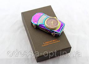 Запальничка USB 813 + clock