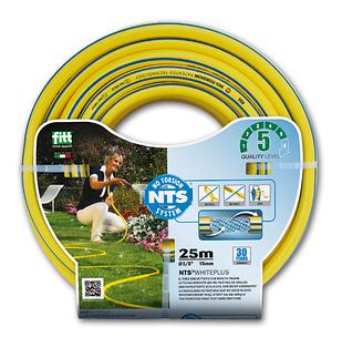 "Шланг для полива NTS WHITE PLUS 3/4"" 25м, FWP3/425"