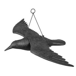 Отпугиватель птиц. Ворона в полете. CTRL-BR102