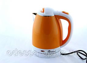 Чайник Domotec MS 5022 Оранжевый 220V/1500W