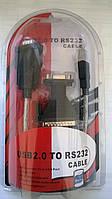 Соединительный кабель USB к UDIF Z007887, Knorr-Bremse