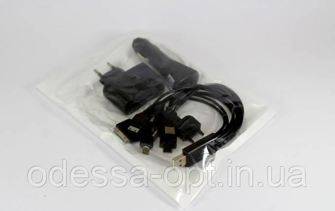 Коплект Адаптер Mobi charger 10in1 683, фото 2