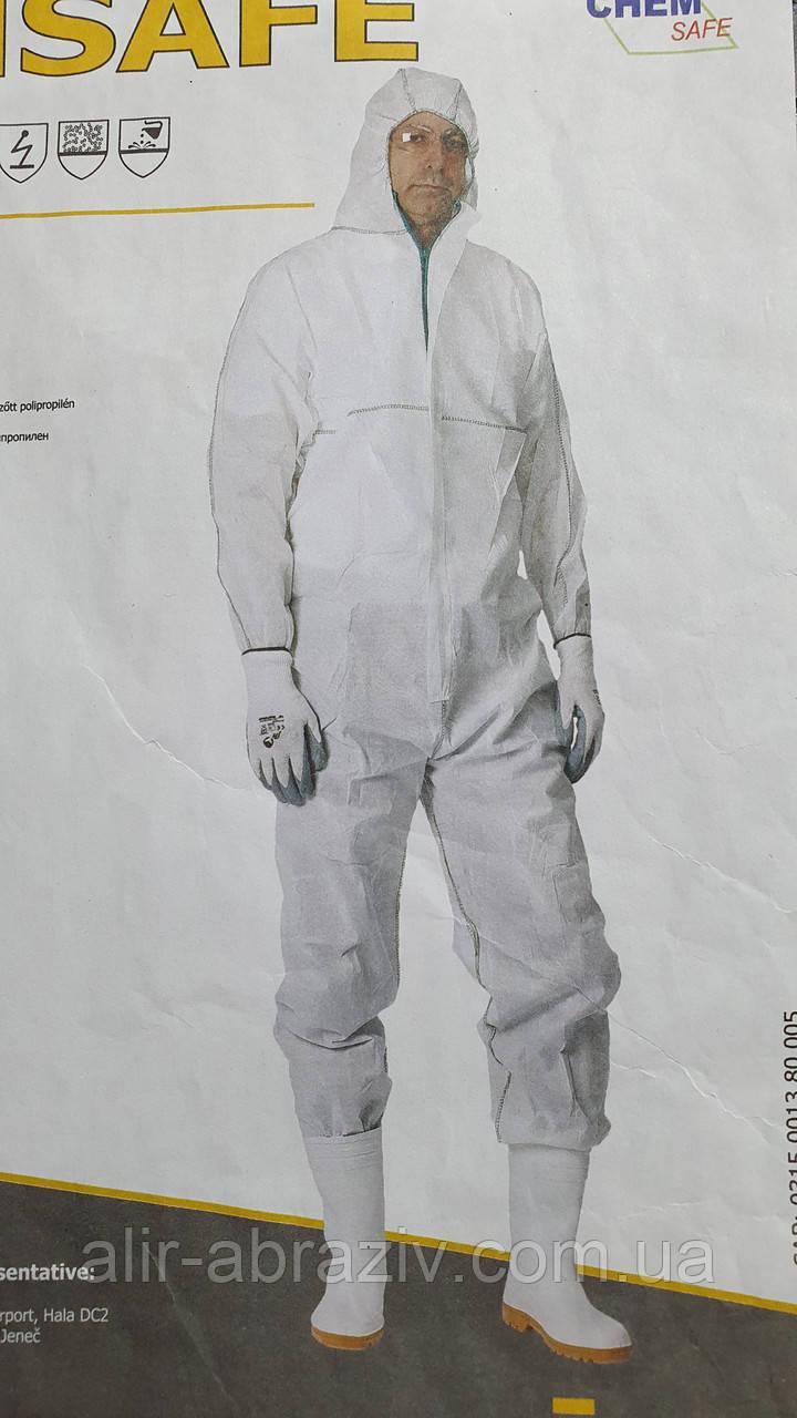 Захисний комбінезон з капюшоном Chemsafe C1