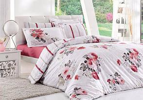 Комплект постельного белья First Choice Satin Duru, фото 2