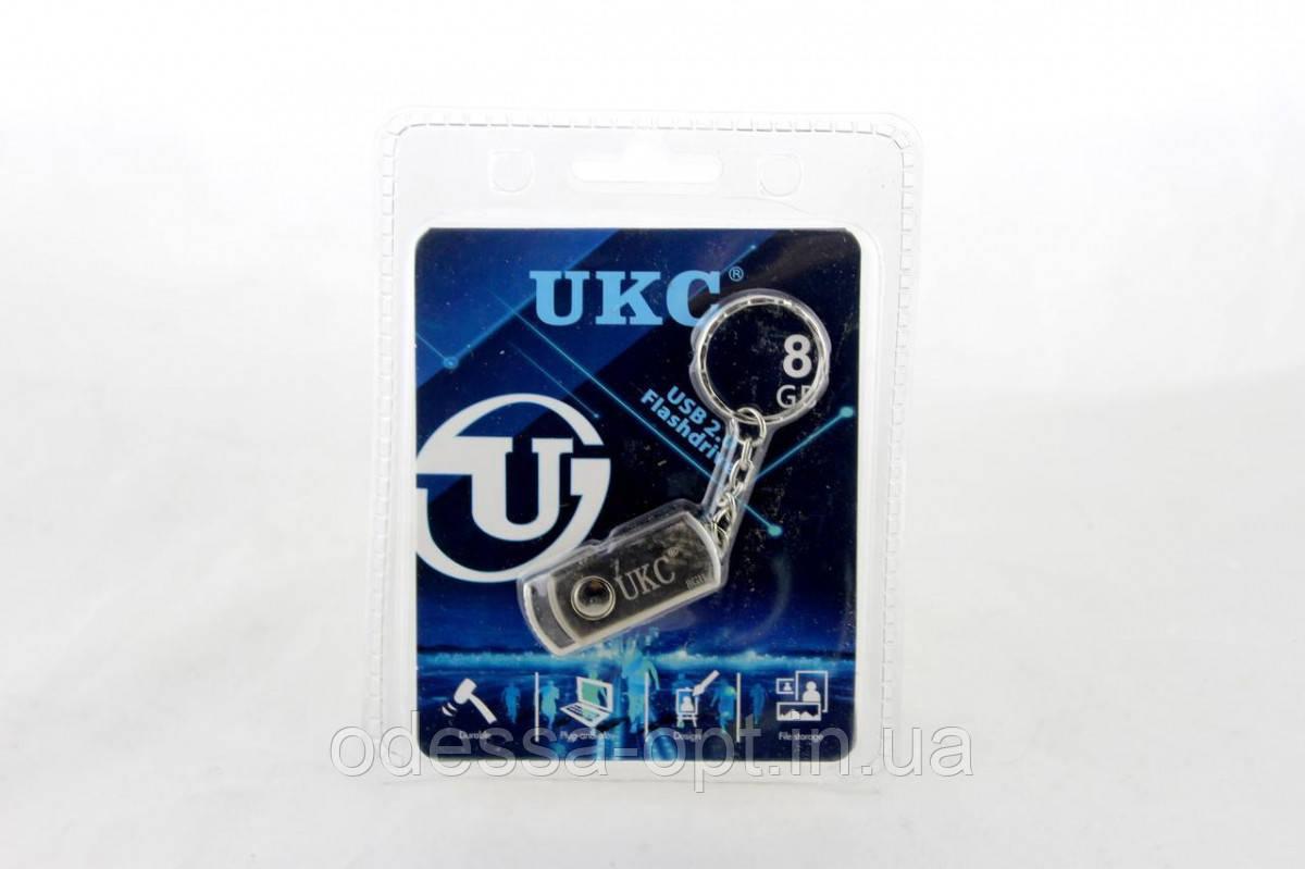 USB Flash Card UKC 8GB флешь накопитель (флешка)