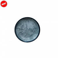 Тарелка круглая фарфоровая цветная мелкая Kutahya 190мм.