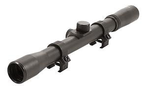Оптический прицел 4X20 - Tasco прицельная сетка дуплекс + Крепление кольца в подарок