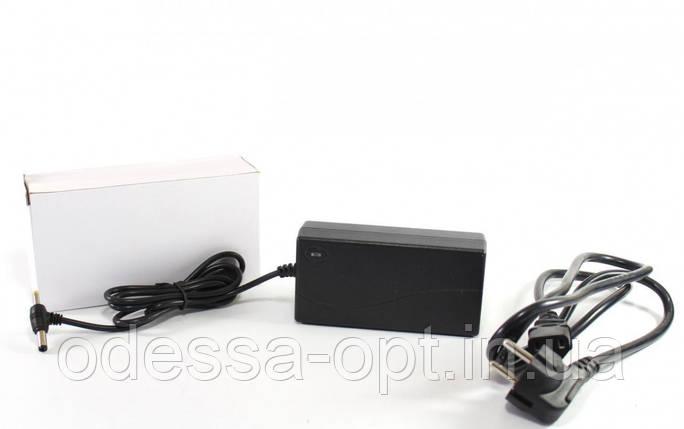Адаптер 12V 4A T (5.5х2.5мм, пластик + кабель разъём), фото 2