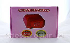 Сушилка для ногтей Beauty nail CCF + LED (00066), фото 2