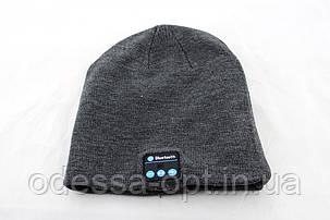 Моб. колонка SPS Шапка с Bluetooth и наушниками, фото 2