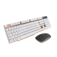 Клавиатура геймерская и мышка Jedel WS7000