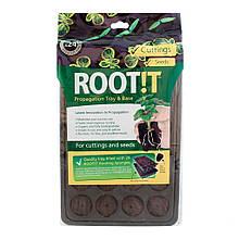 Root!t набор спонжи и кассета на 24 ячейки
