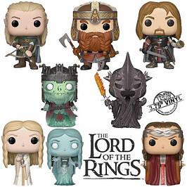 Коллекционые фигурки Фанко Поп Funko Pop Властелин Колец The Lord of the Rings