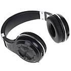 Беспроводные Bluetooth наушники с микрофоном Bluedio HT Black 1148-5786, КОД: 774567, фото 2