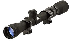 Оптический прицел 3-9X40 -  BSA  прицельная сетка дуплекс + Крепление кольца в подарок