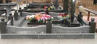 Комплекс из гранита надгробный