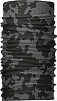 Бандана-трансформер Бафф Серый с черным BT001 5, КОД: 1348096