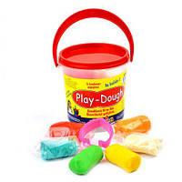 Масса для лепки Play Toys 6 х 20 г TOY-57176, КОД: 1355528