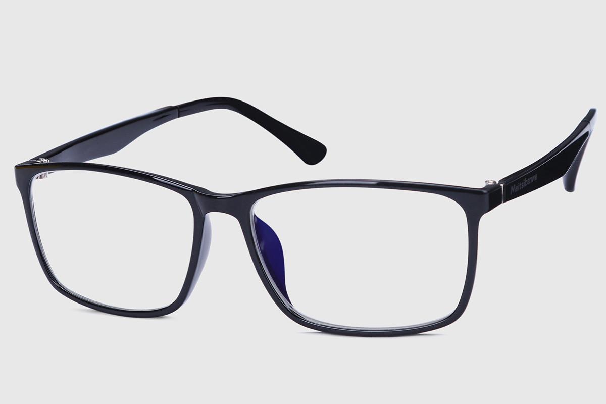 Комп'ютерні окуляри зі скляними лінзами