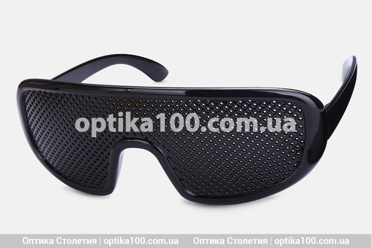 Очки тренажеры для глаз. Для тренировки зрения во время чтения