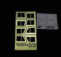 Набор деталировки для модели le,gl.Einheits-Pkw(Kfz,1). 1/35 VMODELS 35040