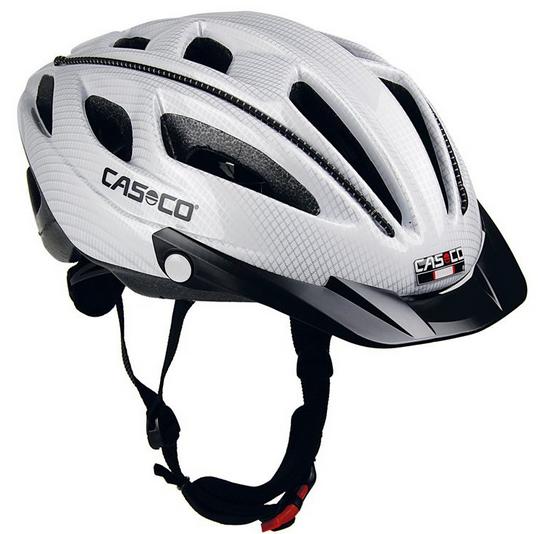 Велошлем Casco Tecfire TC white (MD) - Доступный спорт для каждого! в Киеве