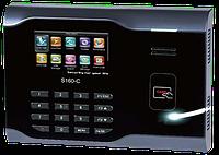 Система учета времени по бесконтактным картам - Терминал S160-C