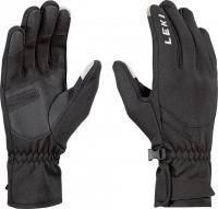 Горнолыжные перчатки Leki hiker pro ws mf touch black (MD) 7.5, фото 1