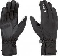 Горнолыжные перчатки Leki hiker pro ws mf touch black (MD) 7.5