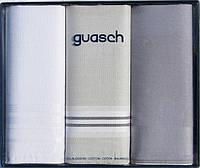 Комплект мужских носовых платков Guasch Sena 90-05 1090, КОД: 1371620