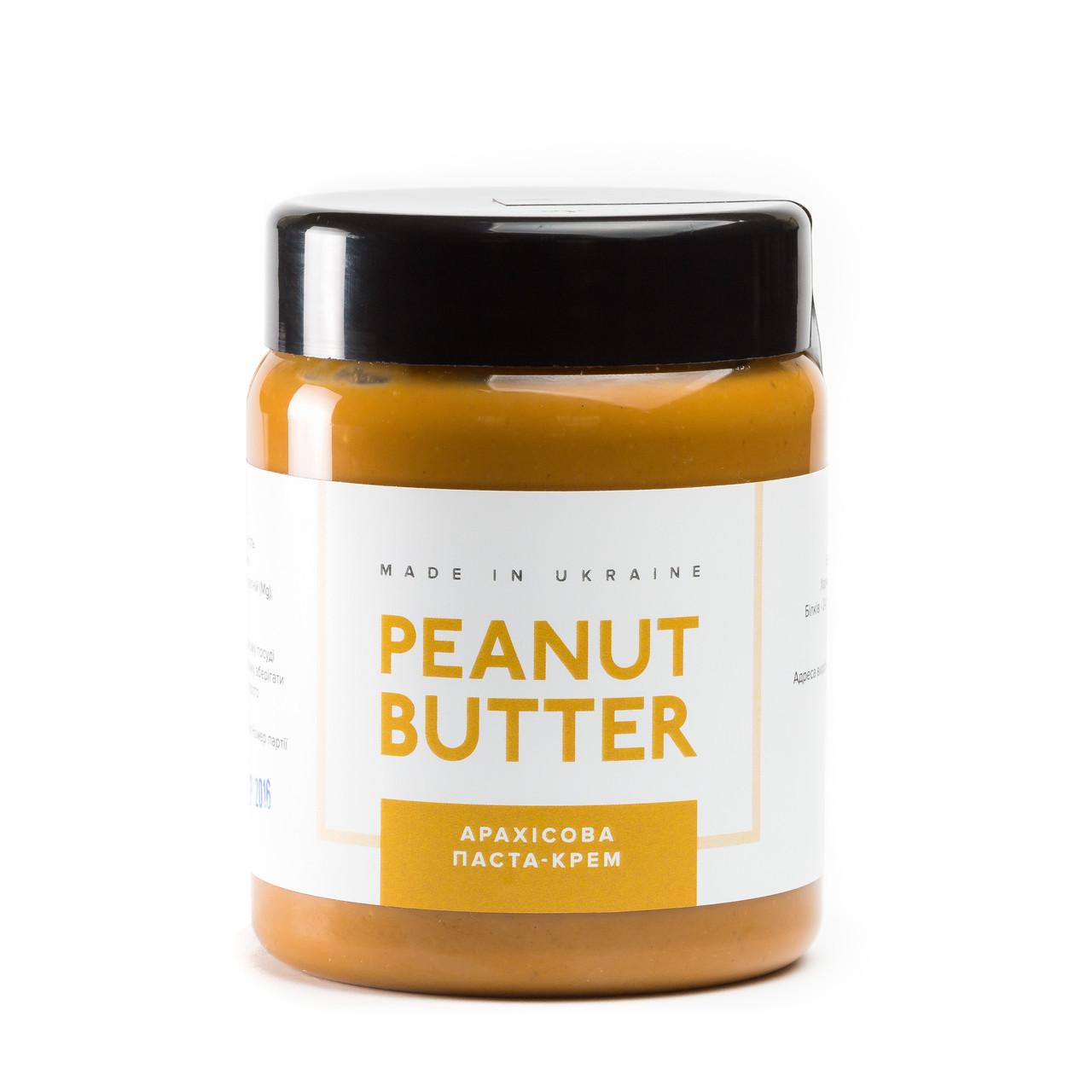 Арахисовая паста Крем Peanut Butter 280 г