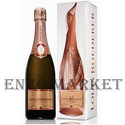 Шампанское Louis Roederer Rose (Луи Родерер Розе) 12%, 0,75 литра