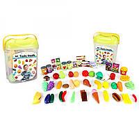 Игровой набор продуктов Juice XG1-8A 60 элементов для вашего любимого малыша