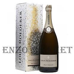 Шампанское Louis Roederer Brut Premier (Луи Родерер Брют Премьер) 12%, 0,75 литра