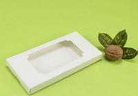 Коробка 160*80*17 для шоколада (окно без пленки)